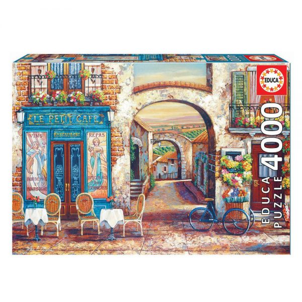 4000 PIEZAS – LE PETIT CAFE FS