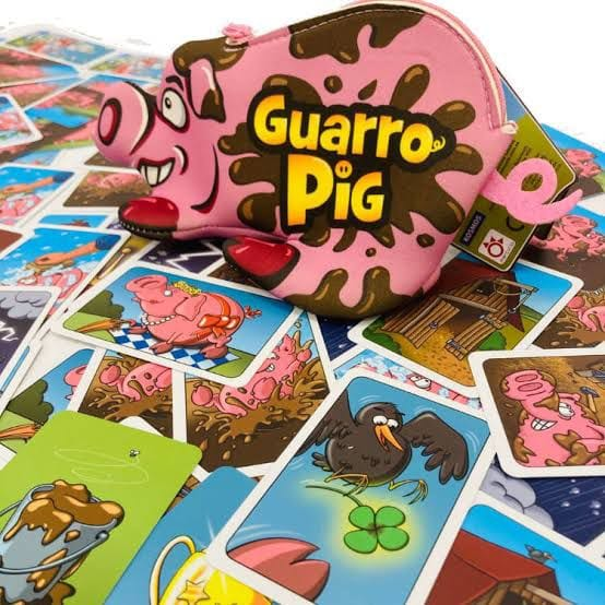 GUARRO PIGS