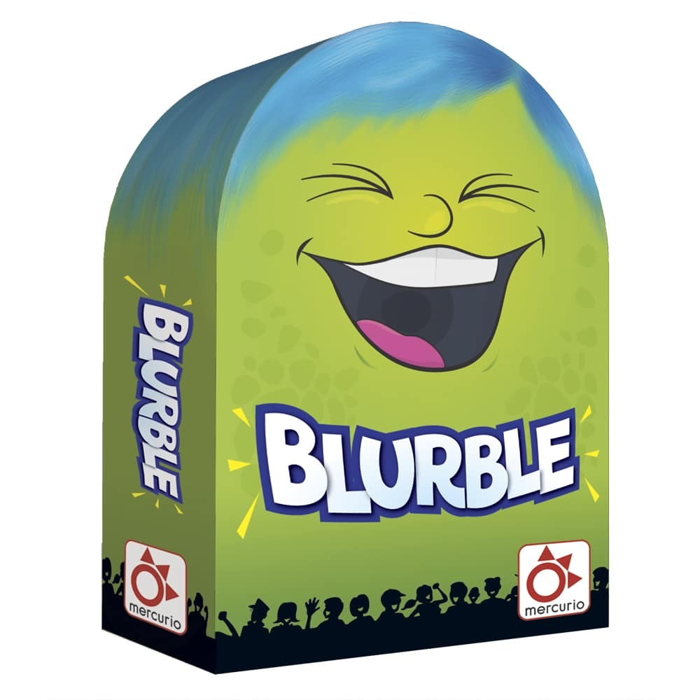 Cuy Games - BLURBLE -