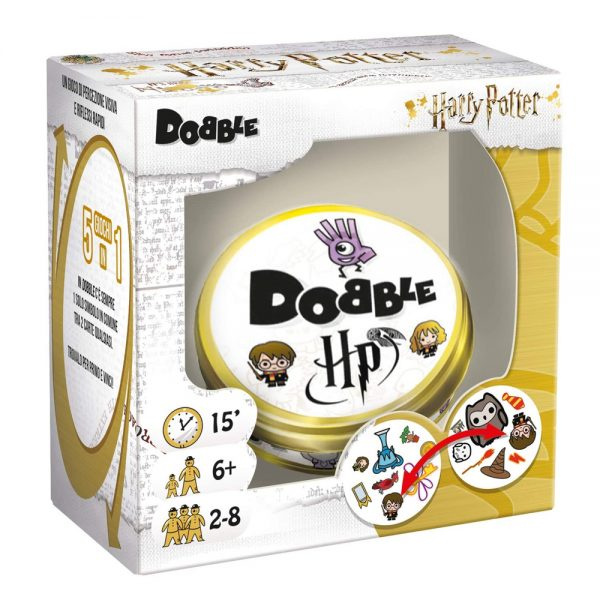 Cuy Games - DOBBLE HARRY POTTER -