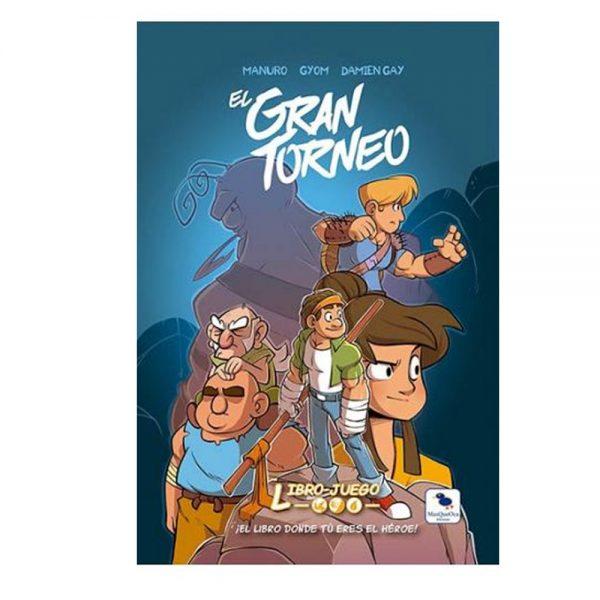 Cuy Games - LIBRO JUEGO: EL GRAN TORNEO -