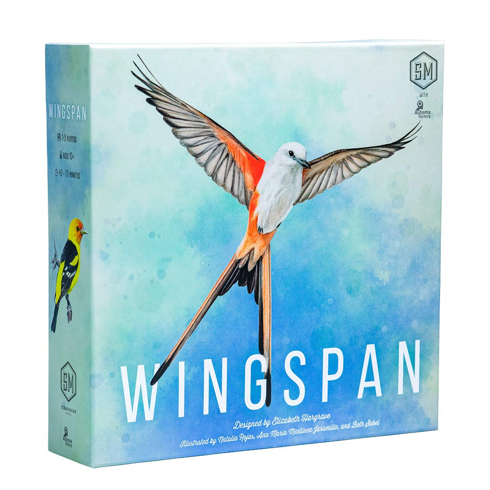 Cuy Games - WINGSPAN -